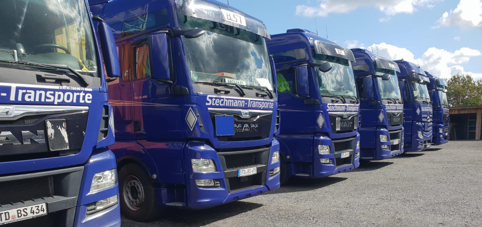 Container Verladung Logistik Transporte